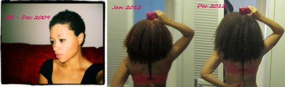 Hair Timeline (BC - Present)